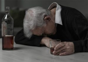 alcohol problems and social problems increase risk of death
